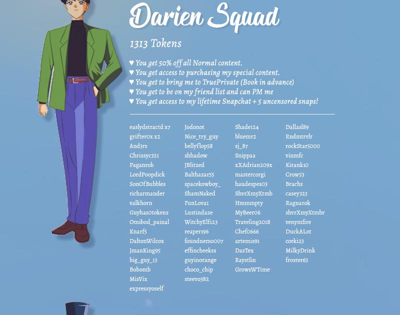 Darien Squad