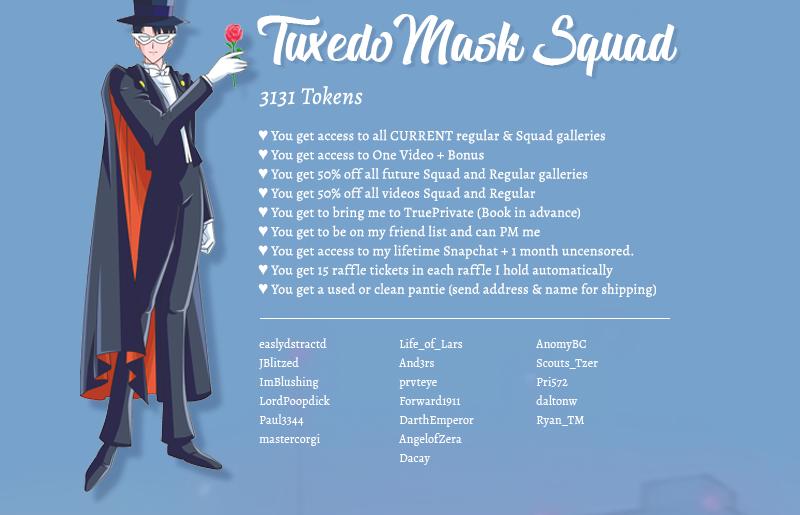 Tuxedo Mask Club